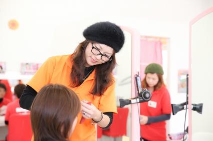 美容室ママファミリー 北九州市(下上津役店、穴生店)